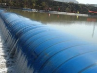 Water Inflatable Rubber dam - 2