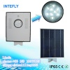 Intefly hot new products 8W Integrated Solar Garden Light Auto off/on - IN-108