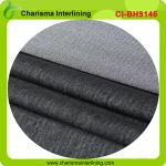 warp knitted interlining/napping interlining/brushed interlining - BH9145