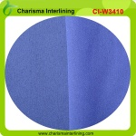 high quality plain woven interlining fusible interfacing fabric - 3410