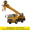 Double Winch Truck Mounted Crane with Favorable Price - FE-729