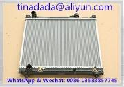High quality automotive auto car radiator Suzuki Grand Vitara - DPI#2614