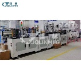 Automatic N95 cup mask making machine with valve(optional) - JTL-0503
