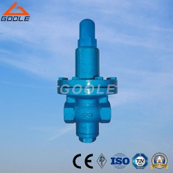 High-Sensitivity Direct Acting Diaphragm Type Pressure Reducing Valve (GAYT11H) - 8