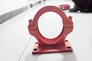 Pipe Mounting Clam - Pipe Mounting Clam