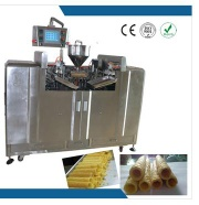 Full Automatic Egg Roll Wafer Stick Making Machine