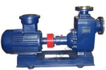 Self priming centrifugal oil pump - CYZ-A
