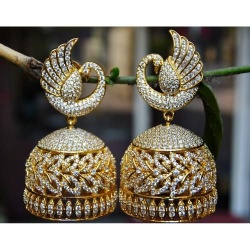 Diamond Earring - 1002