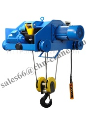 electric chain hoist with manual trolley 1.5 ton on selling - KF03-4109ES