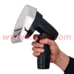 Cordless Kebab Knife Rechargeable Electric Knife Battery Powered Slicer Shawarma Shaver Gyros Machine - 3