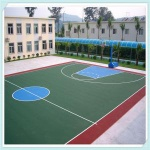 PP Interlocking Mats/Outdoor Basketball Sports Floorings