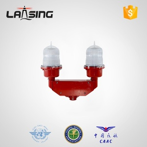 DL10D FAA Dual aviation light, Dual aviation obstruction lamp for Airport - DL10D