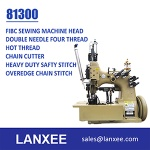 Lanxee 81300 Double Needle Four Thread FIBC Bag Sewing Machine - 81300