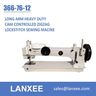 Lanxee 366-76-12 Cam 1 2 3 Steps Zigzag Sewing Machine - 366-76-12