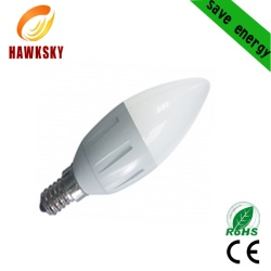 No flick wide voltage range dimmable led bulb light factory - HS-SL-03
