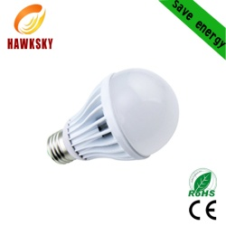 Free Shipping Halogen Equivelant CE ROHS UL Approved E27 LED Bulb light factory - HS-SL-04