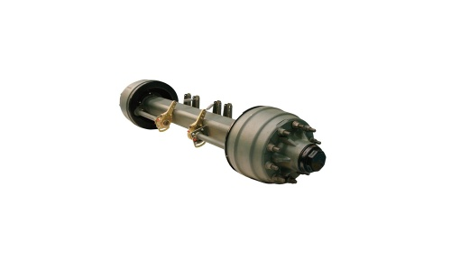 American Outboard Axle - 003
