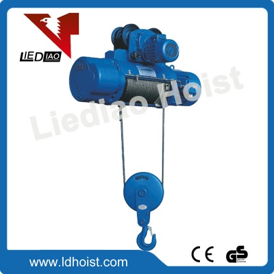 Wire Rope Electric Hoist Material Lifting Equipment - NO.5