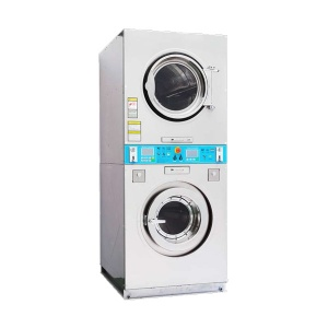 XGQP-SX Commercial Vended Stack Washer Dryer - XGQP-SX