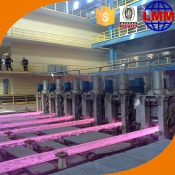 Bloom and billet continuous casting machine - LMM GROUP