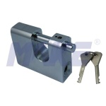 Rectangular Disc Key Padlock - MK615