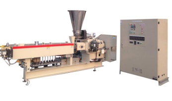 Twin Screw Extruder for PVC and Specialty Compounds - Extruder