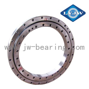draglines Light-Load Four Point Contact Ball Slewing Bearing Ring - slewing bearing