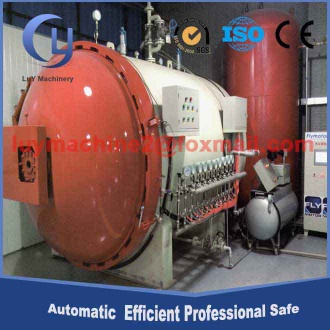 Full automatic composite autoclave for sale - composite autoclave