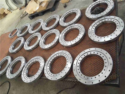 No-Gear Stainless Steel Light Slewing Bearing Slewing Ring For Filling Machine - HGB18008