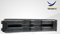 rubber track pads for excavators YJD3 CLIP ON RUBBER PAD - 7