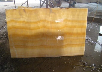 Yellow Onyx Tiles for Project - ct03
