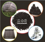 RoHS standard high quality general use LLDPE black masterbatch - 004
