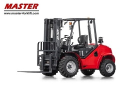 Master 3.5Ton Rough Terrain Forklift with 4WD - master002