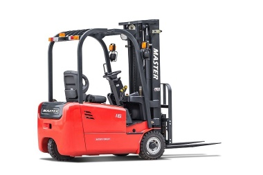 Master Three Wheel Battery Forklift 1.3-2.0Ton - master006