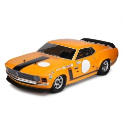 HPI Baja 5R 1970 Ford Mustang Boss 302 RTR 1/5 On-Road Sedan - Gasoline