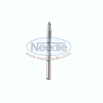 Trocar-tipped stylet needle Cannula - medneedle