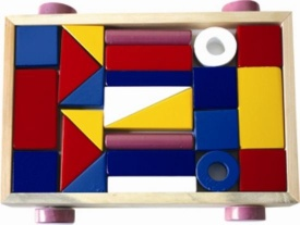 wooden blocks - educational toys