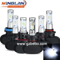 Wholesale 12V Vehicle LED lights, H4 H7 9004 9005 9006 9007 auto LED headlight bulbs - Vehicle LED light