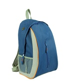 Promotional 600D polyester port travel school backpack - M005