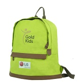 Promotional 600D polyester lightweight children backpack - M002
