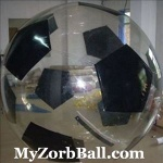 Inflatable Water Zorb Ball - Water Ball 01