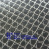 0.3mm Antistatic Matte Clear Vinyl Coated Polyester Fabric - KQD-A-001