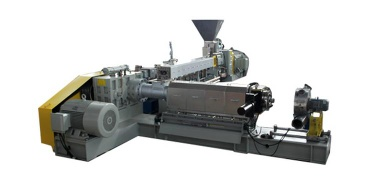 Two-Stage (Twin Screw/Single Screw) Compounding Extruder Set (TEC75-180) - 2