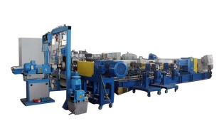 High Torque Twin Screw Compounding Extruder Set (HTE-85) - 3