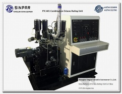 Octane rating test unit MON and RON method - SINPAR003