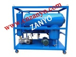 High-Ranking Vacuum Turbine Oil Purifier Online Working - ZYT