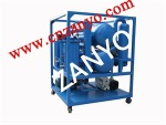 Double-Stage Vacuum Transformer Oil Purifier Online Working - ZYD-II