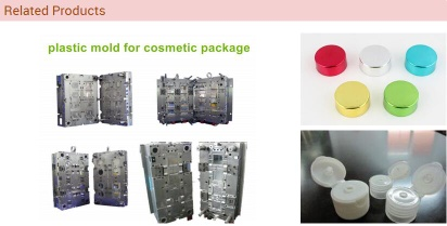 Cosmetic packaging mold - omould001