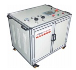 PLC Control Air Driven Liquid Booster System - 07