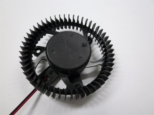 DC Cooling Fan 8020 Turbo Cooling Fan Factory Direct - DC 8020